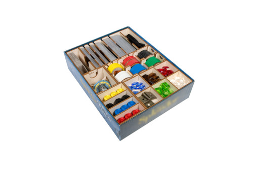 Splendid Cities Organizer
