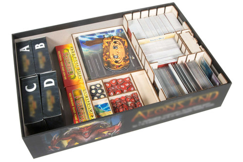 Game Organizer compatible with Aeon's End: Legacy
