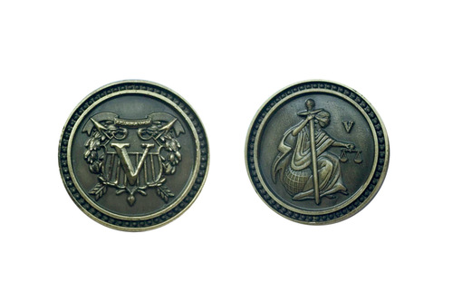 Fantasy Coins - Colonial Gold
