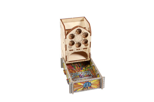 Dice Tower compatible with Sagrada