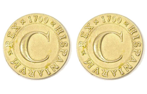 Pirate Doubloons - Jumbo 35mm PiecePack