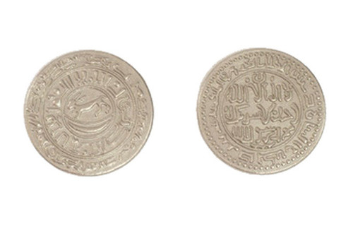 Mongol Themed Gaming Coins - Large 30mm (9-Pack)
