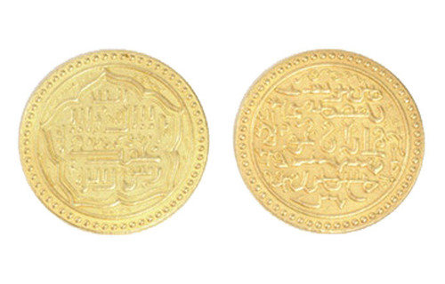 Mongol Themed Gaming Coins - Jumbo 35mm (6-Pack)