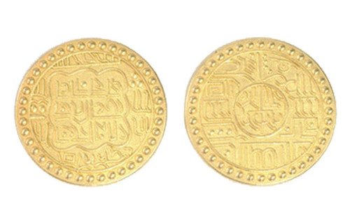 Indian Themed Gaming Coins - Jumbo 35mm (6-Pack)