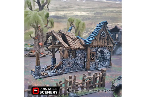 The Ruined Blacksmith