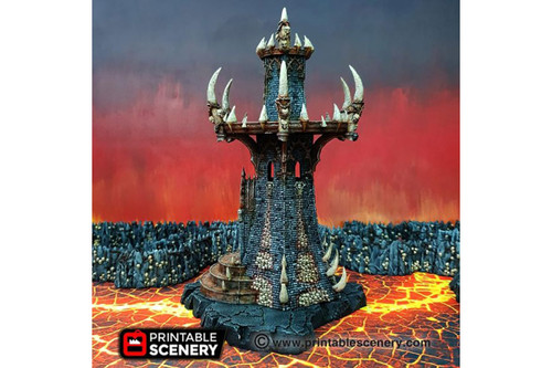 The Infernal Tower