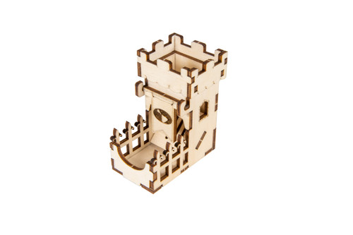 Tiny Dice Tower - The Keep