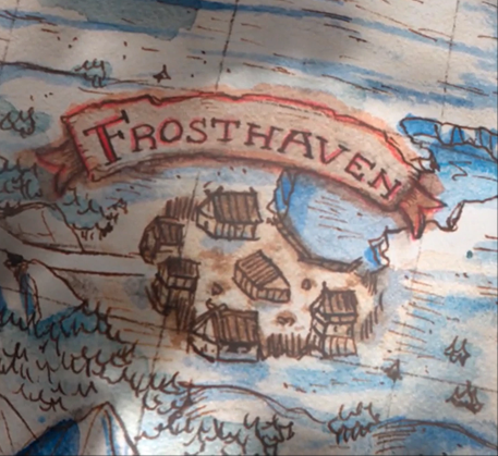 Coming in 2021: Frosthaven Organizers