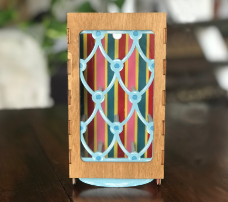 Paint Your Dice Tumbler: Plinko
