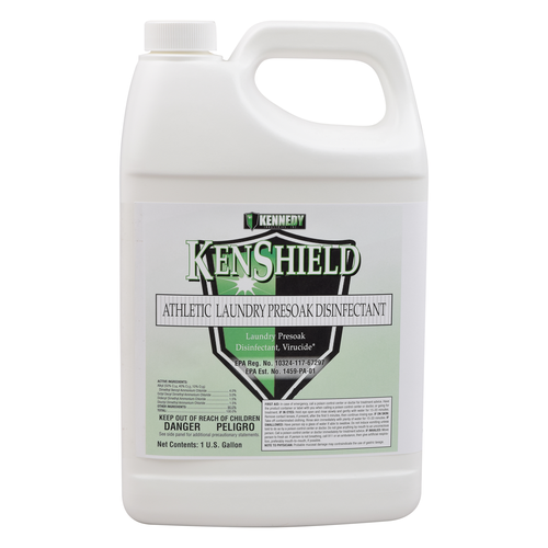 Kenshield Athletic Laundry Pre-Soak Disinfectant