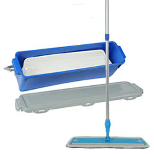 Top Down Mopping System