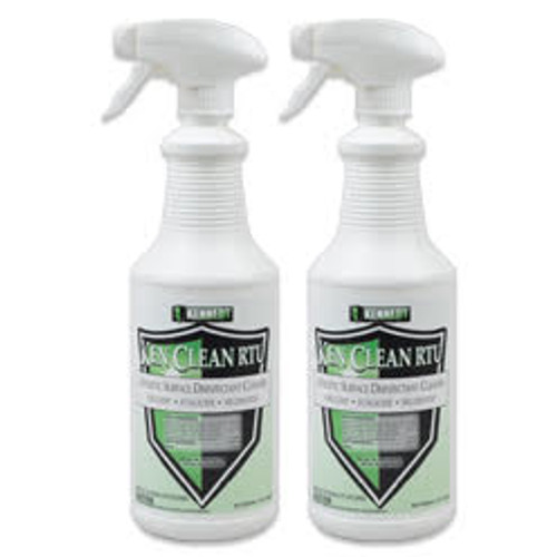 KenClean Plus Ready to Use Athletic Surface Disinfectant Cleaner