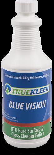 Truekleen Blue Vision Glass Cleaner