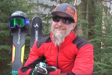 John Egan Hall Of Fame Extreme Skier