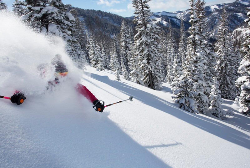 10 Tips To Ski Powder Kulkea