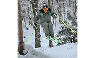John Egan Hall of Fame Skier