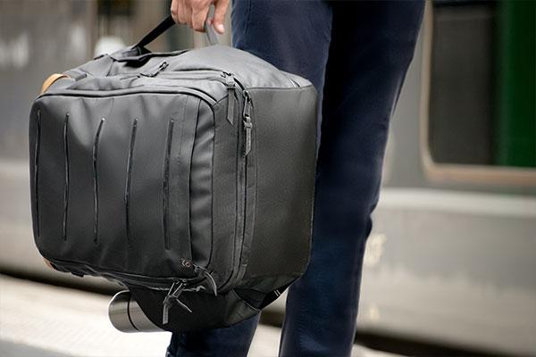 Kayda Train Side Handle Bag