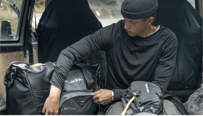 Cycle Gear Bag OTRmost Collection Kulkea
