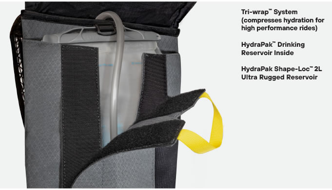 Hydrapack Drinking Reservoir Kulkea OTRmost