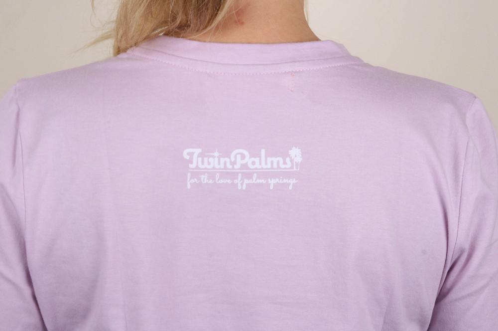 Peace Palms T (Pink)