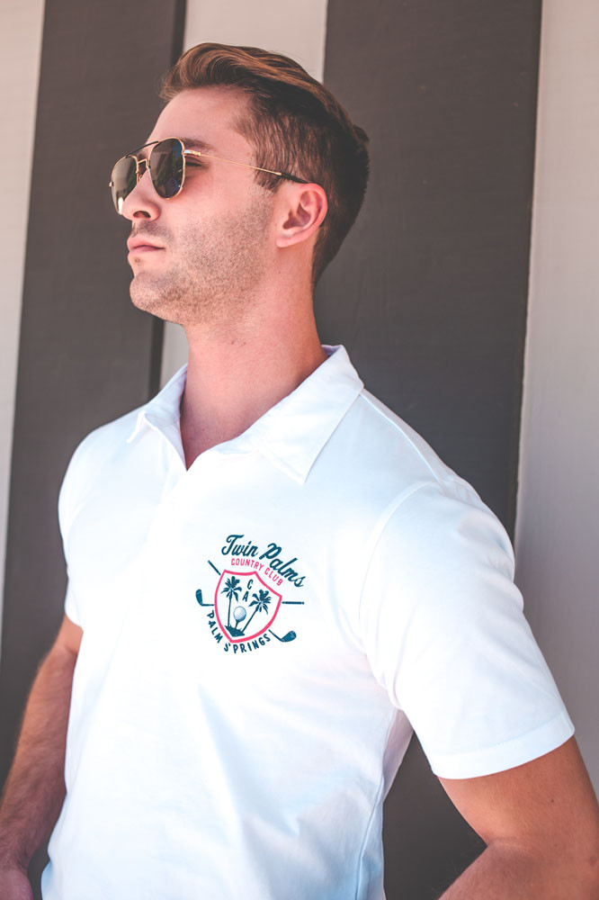 Country Club Polo Shirt