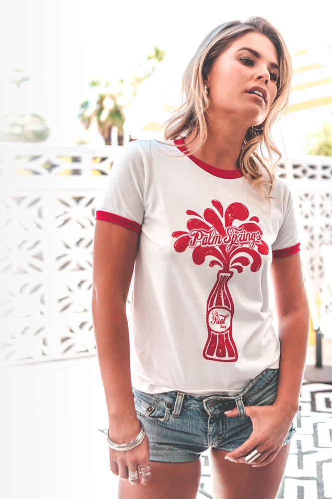 Palm Springs Soda Ringer T
