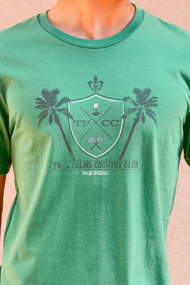 Country Club T (Green)