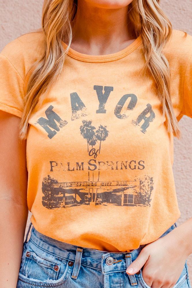 Mayor T (Sunflower Yellow)