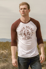 Dude Ranch Raglan
