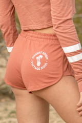 Spirit & Soul Sporty Short (Clay)
