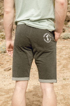 Spirit & Soul Terry Short (Charcoal)