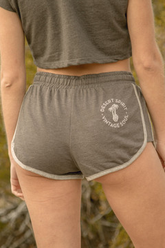 Spirit & Soul Sporty Short (Grey)