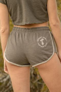 Spirit & Soul Sporty Short (Grey)