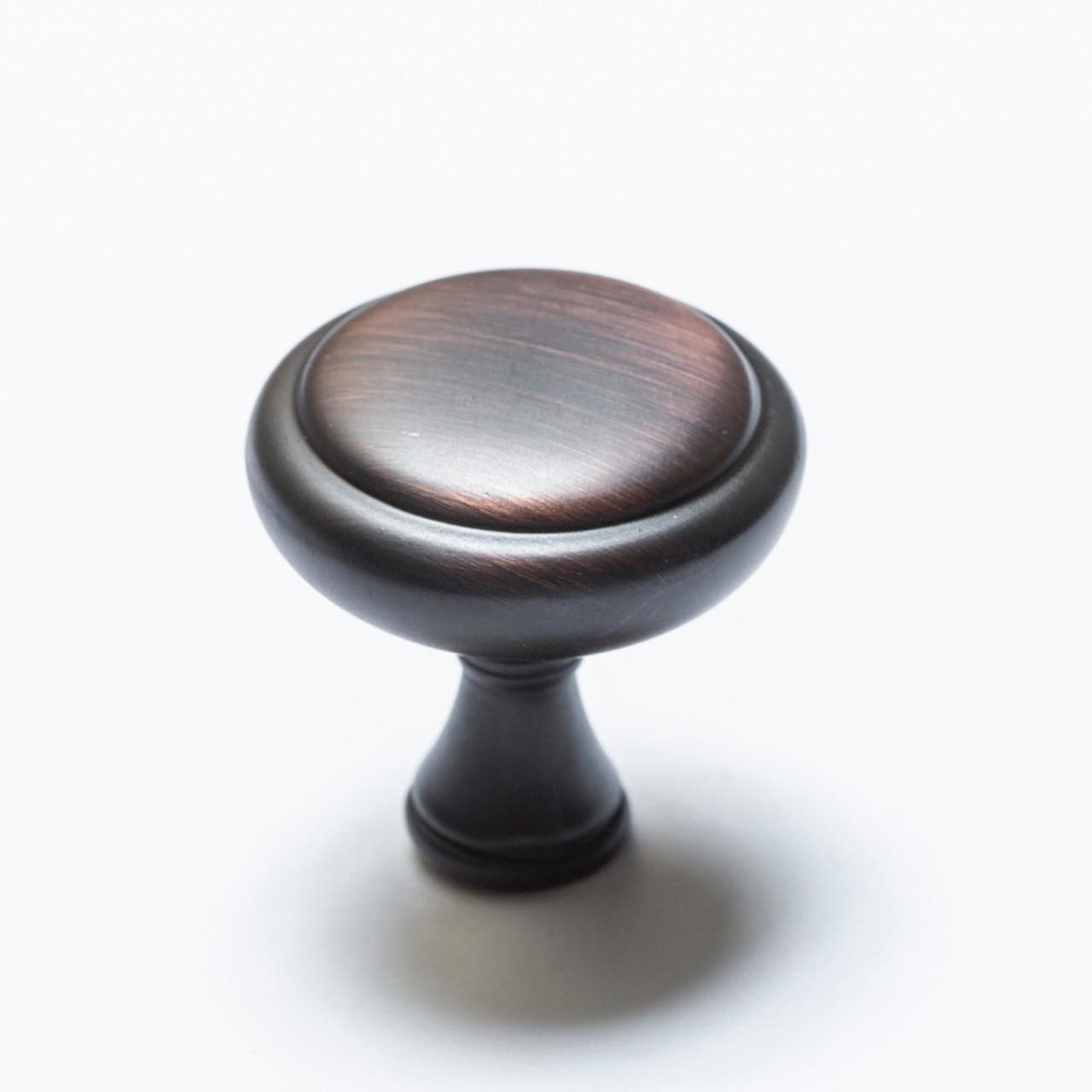 Esme Brushed Oil Rubbed Bronze Round Knob K79032BORB