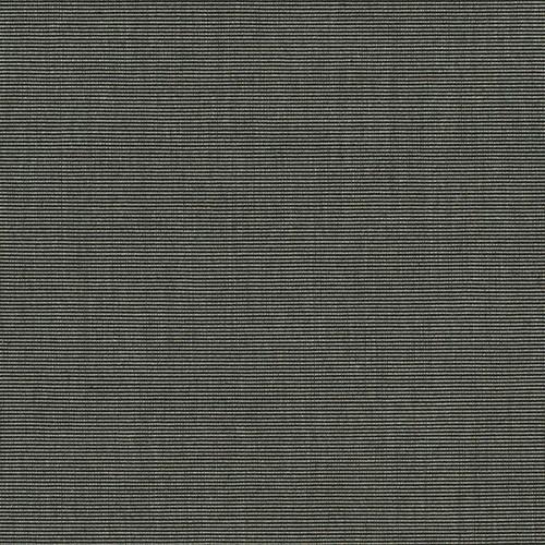 "Coastguard 60"" Black Tweed Marine Canvas for T-Top/Bimini/Dodger Enclosure - BTY"