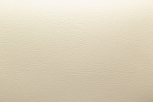 """Marine Outdoor Indoor Vinyl Fabric Pearl White 54"""" Wide By the Yard"""