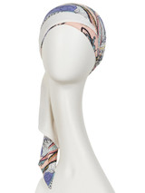 Mantra Long Printed Scarf (CH)