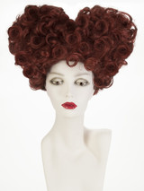 Red Velvet Lady Wig (FY)
