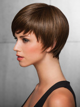 Short & Sleek Wig (HD)