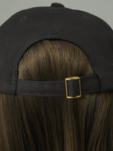 Shorty Hat Black Attatchment Headwear (HM)