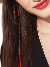 Clip-In Faux Feathers Extension (2 pc) (PP)