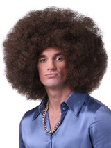 Color Afro Wig (WB)