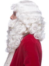 Santa Jumbo Wig (WB)