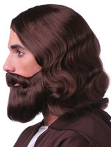 Jesus Christ  Wig Set (WB)