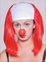 Bald Clown Wig
