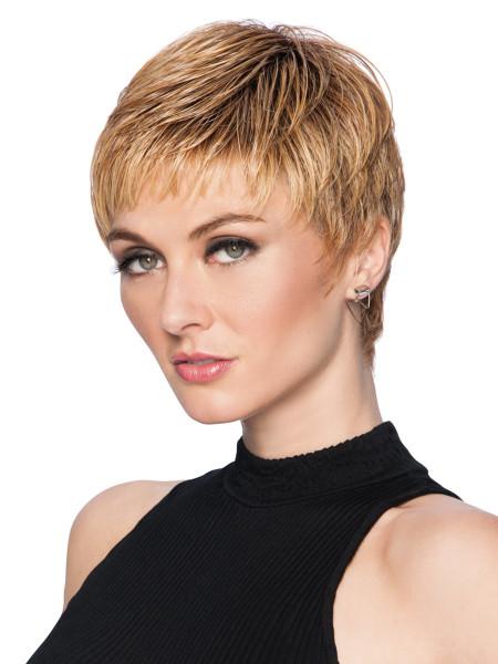 Textured Cut Wig (HD)