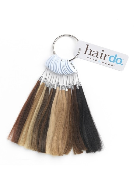 HairDo Remy Human Hair Color Ring