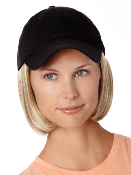 Shorty Hat Black Attatchment Headwear (HM)
