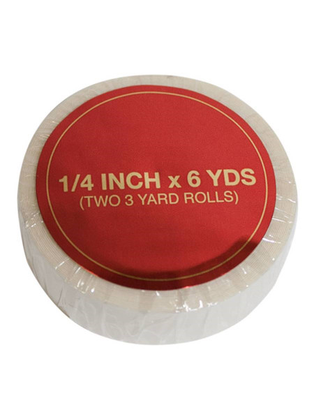 "Tape Roll 1/4"" x 6 yds (JR)"