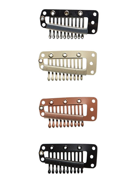 Toupee Clips - Large (JR)